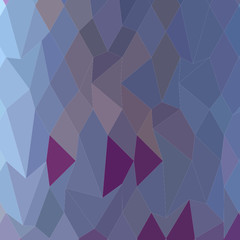 Pastel Purple Abstract Low Polygon Background