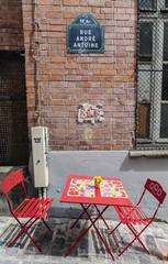 Alfresco Bistro, Paris