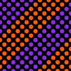 Seamless geometric pattern diagonal stripes of circles.