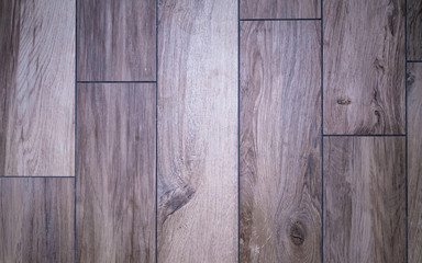 Floor tiles wood look