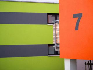 Moderne Wohnbauten