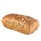 Chleb żytni z czosnkiem cały