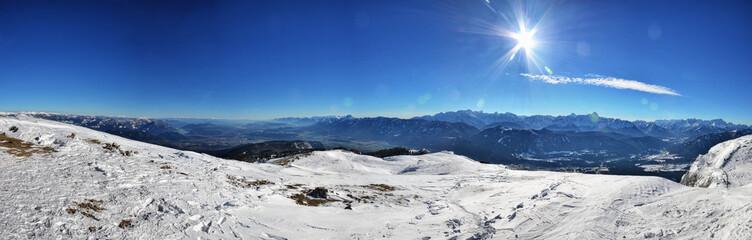 Villacher Alpe Panorama