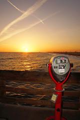 Looking Glass Beach Sunset