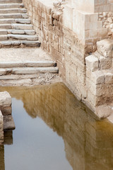 Jesus baptismal site