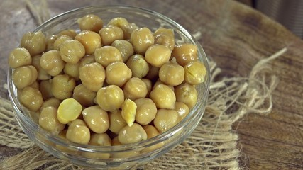 Preserved Chick Peas (not loopable)