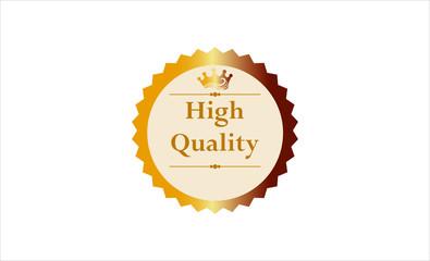 High Quality - Emblem