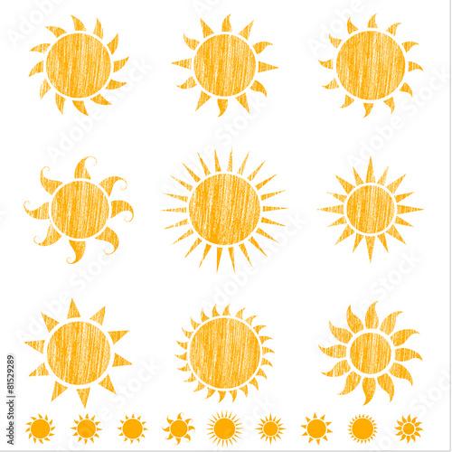 Crayon Suns