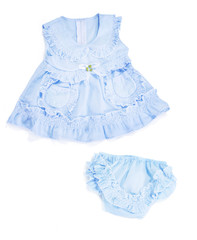 baby dress with panties