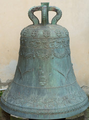Campana in bronzo