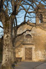 Chiesa antica nella Valdichiana