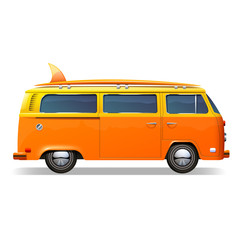 Surf Bus Realistic