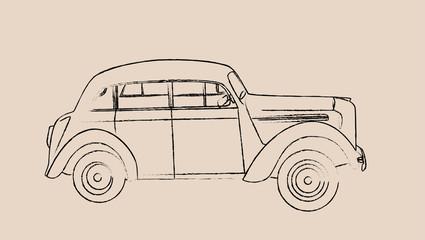 retro car 6