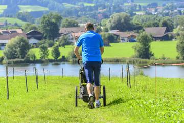 Fitness-Training mit Kinderwagen