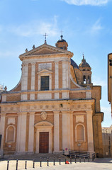Church of St. Giovanni. Macerata. Marche. Italy.