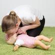 Infant CPR breathing - 81538864