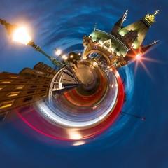 Abstraction du Tower Bridge, Londres