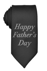 Happy Father's Day Tie