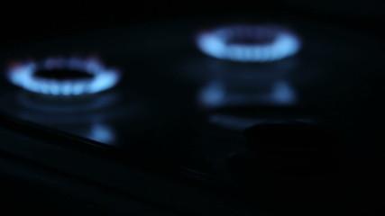 Kitchen Gas Burners