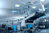 Surgical operating room poster