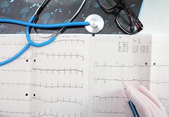 Doctor examinations data work