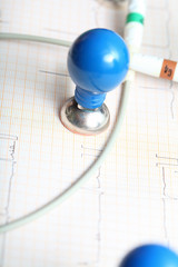 ECG concept of medical research