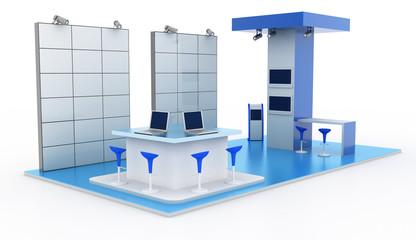 Tradeshow kiosk