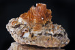 vanadinite mineral crystals from Morocco