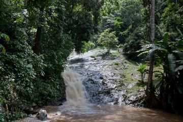 Langkawi waterfall, Malaysia