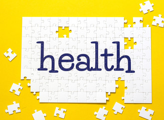 Puzzle,Gesundheit Puzzle