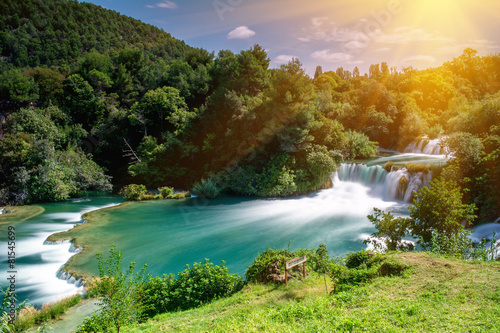 Waterfalls Krka - 81545699