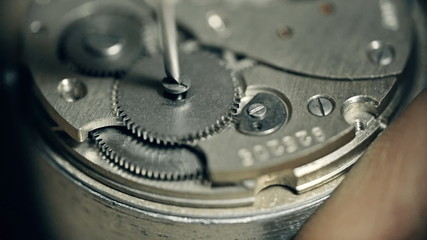 Watch Wheel