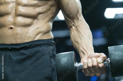 Poster Bodybuilder