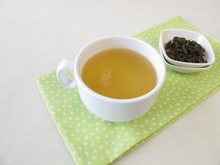 Eine Tasse Ceylon Royal Silver Weißer Tee