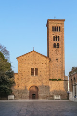 St. Francis basilica, Ravenna, Italy