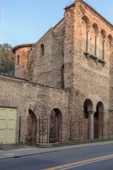 Palace of Theoderic, Ravenna, Italy