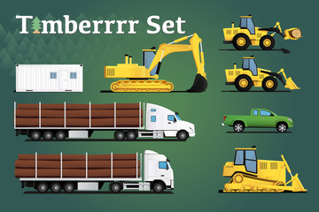 Timber Set Industry