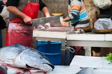 Catania fishmarket