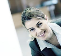 Portrait of confident mature businesswoman