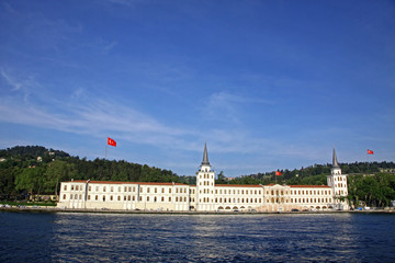 Kuleli Military High School in Istanbul, Turkey
