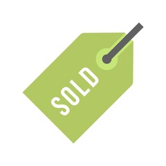 Sold Tag