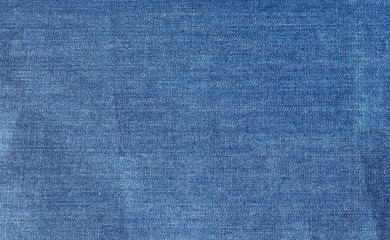 shabby denim fabric background