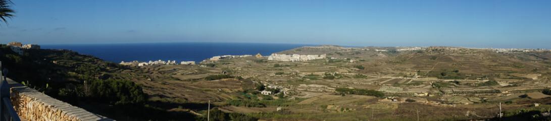 Landschaft Gozo