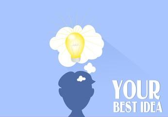 Your Best Idea