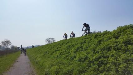 Ciclisti in forma