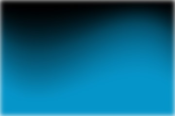 Abstract gradient background with blue and green colors.