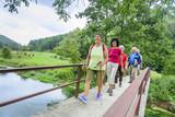 Wandern mit Senioren