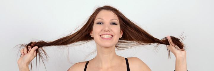 lange haare, pipi frisur