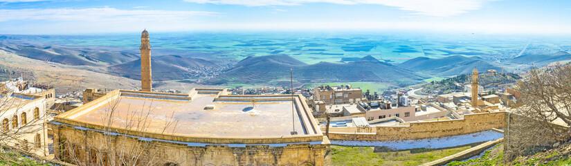 The panorama of Mardin