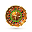 Roulette Wheel Isolated - 81559081